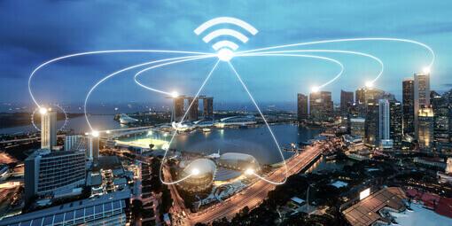 Linjeleie er en leie man må betale for å frakte bredbåndet.